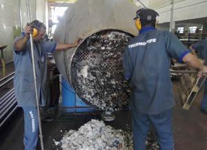 Desmontagem do Equipamento (Gerador de vapor)